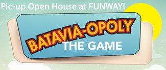 Batavia-opoly logo