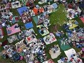 Concert picnic