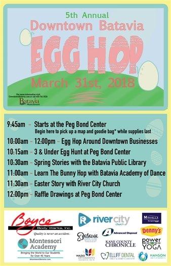 Egg Hop